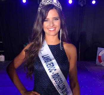 Lola Brengues - Miss Languedoc Roussillon