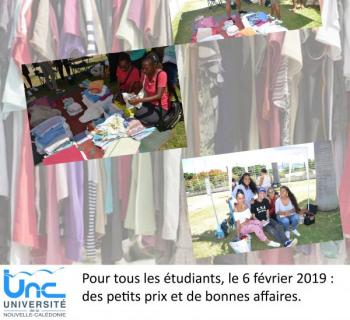 Braderie solidaire